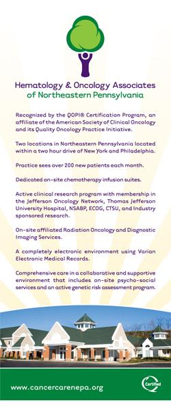 Hematology & Oncology Associates   Marketing & Advertising Agency