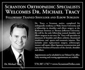 Scranton Ortho Ad