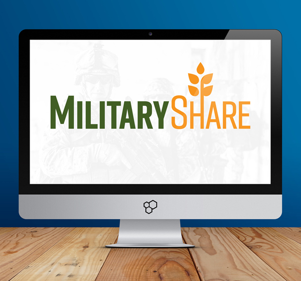 Military Share Program Logo